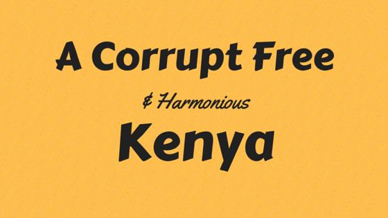 Corrupt Free & Harmonious
